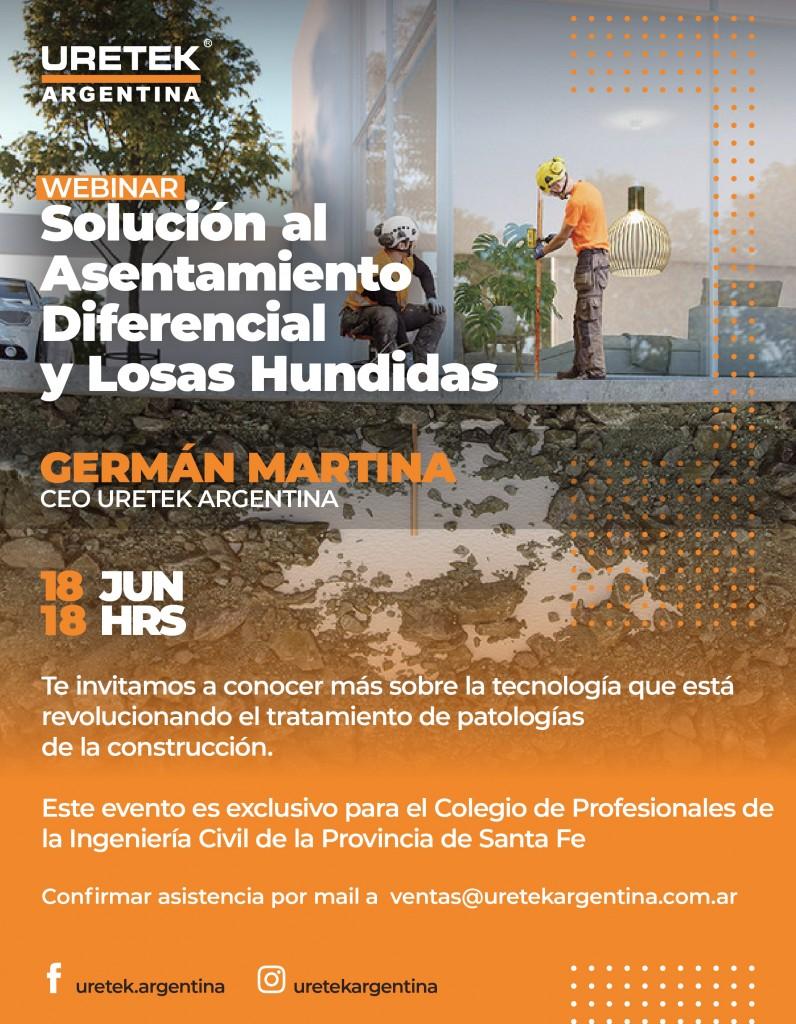 WEBINAR Colegio de Profesionales de la Ingeniería Civil de la Provincia de Santa Fe_Mesa de trabajo 1