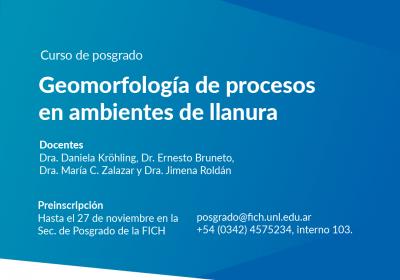 flyer_curso geomorfologia 2019